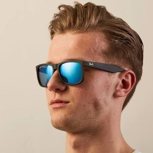 🔥60% OFF AUTHENTIC RAY BAN JUSTIN POLARIZED